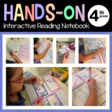 Interactive Reading Notebook Fourth Grade Common Core with