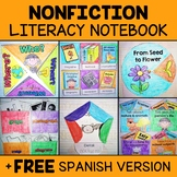 Nonfiction Literacy Interactive Notebook