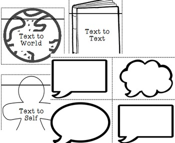 Interactive Reading Notebook: Literature and Informational Text Standard 10