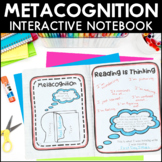 Metacognition - Reading Interactive Notebook