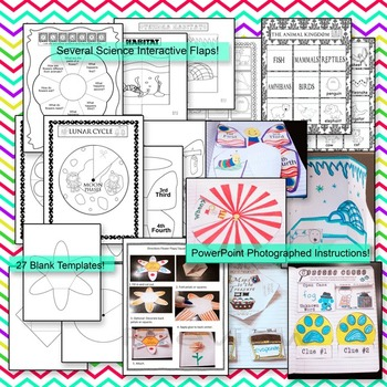 Interactive Reading Notebook Non-Fiction: Any Informational book!