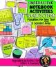 Interactive Reading Notebook Nonfiction Bundle Common Core Aligned