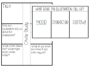 Interactive Reading Notebook: Reading Literature Standard 5 w/7