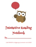 Interactive Reading Notebook Template