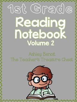Interactive Reading Notebook Volume 2