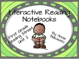 Interactive Reading Notebook for Reading Street Unit 2 Fir
