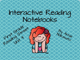 Interactive Reading Notebook for Reading Street Unit 4 Fir
