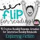 Interactive Reading Notebook: Reading Comprehension Bundle