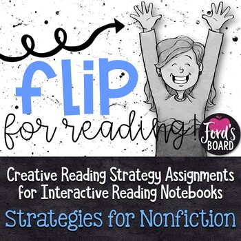 Interactive Reading Notebook - Nonfiction Reading Strategies