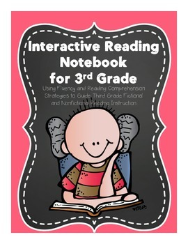 Interactive Reading Notebook with Fictional and Nonfiction