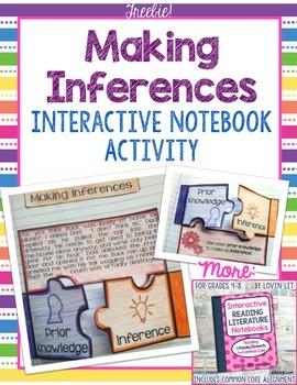 Interactive Reading Noteboo... by Lovin Lit | Teachers Pay Teachers