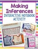 Interactive Reading Notebooks ~ FREE Bonus Lesson! Making Inferences