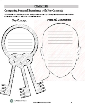 Interactive Reading Notebooks Informational Text Grades 3-8