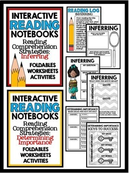Interactive Reading Notebooks