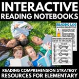 Interactive Reading Notebooks | ELA | Reading Comprehensio