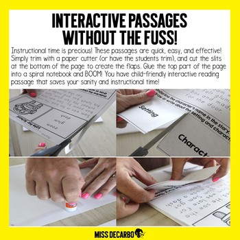 Interactive Reading Passages BUNDLE