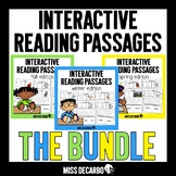 Interactive Reading Passages BUNDLE