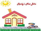 Interactive Reading:  Rocky's New Bike