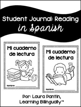 Interactive Reading Workbook in Spanish