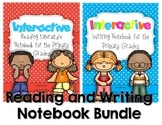 Interactive Reading & Writing Notebook Bundle