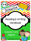 Interactive Reading & Writing Handbook / Notebook for Stud