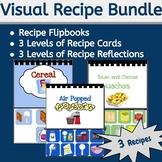Visual Recipe Lesson Bundle