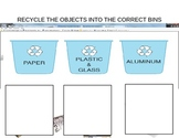 Interactive Recycle Activity