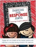 Daily Response Interactive Notebook