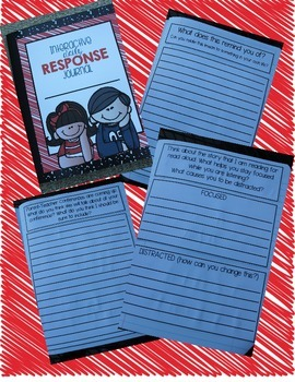 Daily Response Interactive Notebook