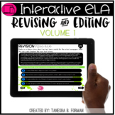 Interactive Revising and Editing Practice - Digital Learning