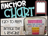 Interactive Rhyming Anchor Chart [32 Rhyming Pairs cards included!]