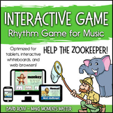 Interactive Rhythm Game - Help the Zookeeper Zoo and Anima