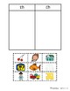 {CCSS.ELA-Literacy.L.2} Interactive SH/CH Digraph Cut and Paste Sort