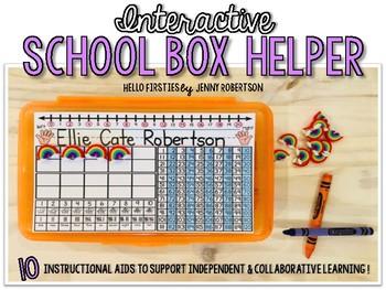 Interactive School Box Helper