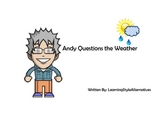 Interactive Science Book- Andy Questions the Weather