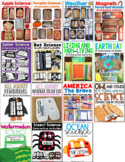 Interactive Science and Social Studies Bundle First Edition