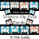 First Grade Interactive Science Flip-Book Bundle