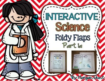 Interactive Science Foldy Flaps {Part 1a}