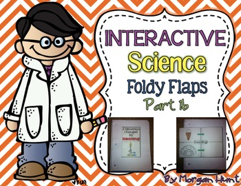 Interactive Science Foldy Flaps {Part 1b}