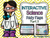 Interactive Science Foldy Flaps {Part 2}