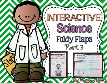 Interactive Science Foldy Flaps {Part 3}