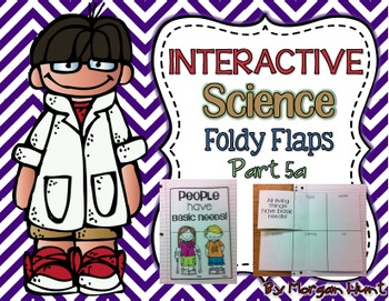 Interactive Science Foldy Flaps {Part 5a}