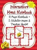 Interactive Science Heat Notebook