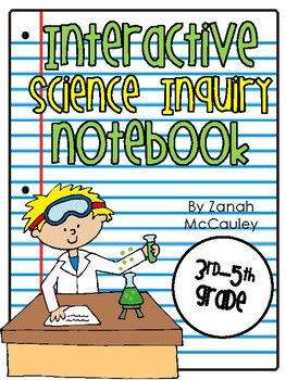 Interactive Science Inquiry Interactive Notebook (STEM)