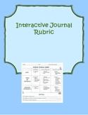 Interactive Science Journal Rubric