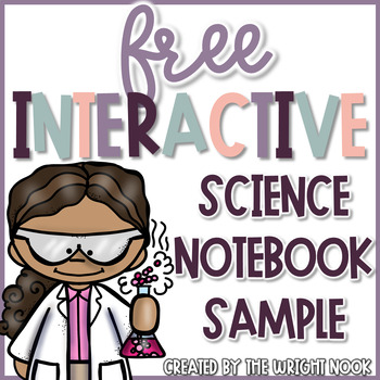 FREE Interactive Science Journal