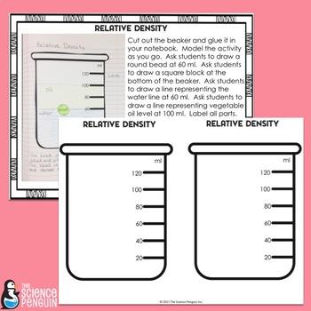 Science Interactive Notebook Activities Bonus Set E