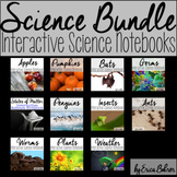 Interactive Science Notebook Bundle