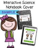 Interactive Science Notebook Cover