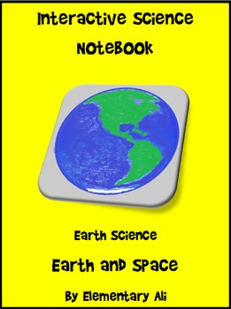 Interactive Science Notebook: Earth and Space (TEKS and NGSS)